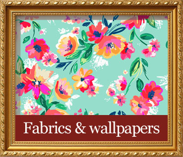 Fabrics & wallpapers